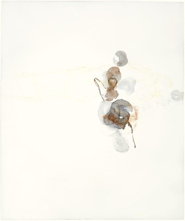 wanderameise, 1999, 77 x 64 cm