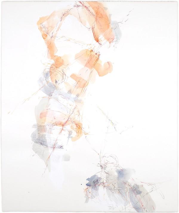 homards - bleu est une couleur chaude - d, 2014 77 x 64 cm