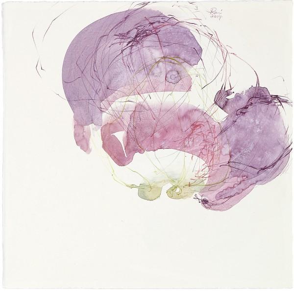 figues violettes et noires - 3, 2014 30 x 30 cm