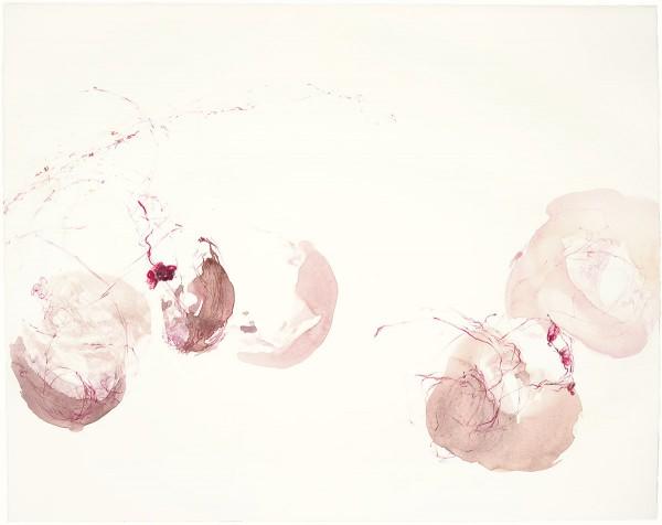 grenades - f, 2001 51 x 64 cm