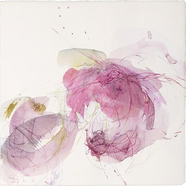 figues violettes et noires - 4, 2014 30 x 30 cm